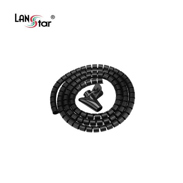 매직 케이블 3m , 25mm 블랙 [LS-MC30B]