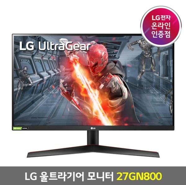 LG 울트라기어 게이밍모니터 27GN800