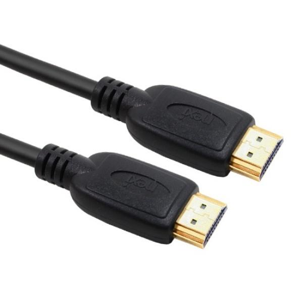 넥시 HDMI 케이블 [Ver2.0] 1.5M [NX-HD20S015] [NX339] [박스단위판매/1박스 125개]