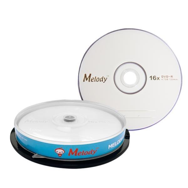 DVD-R, 16배속, 4.7GB [케익통/10매]