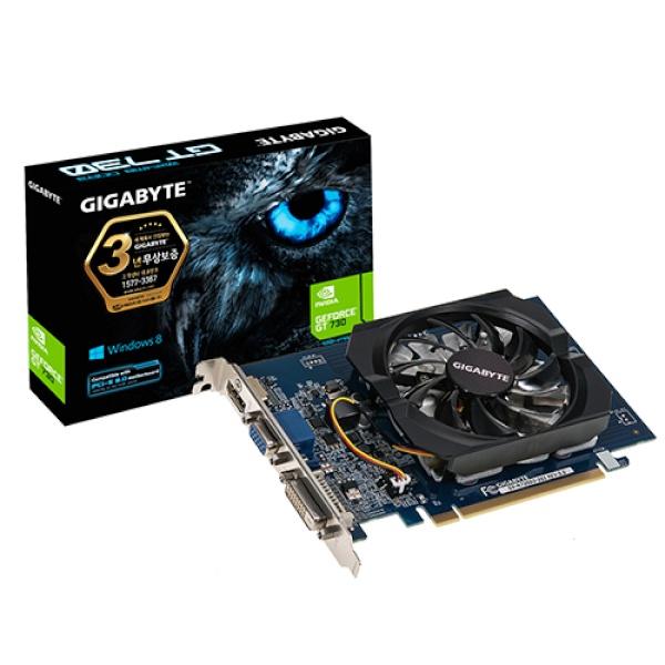 GeForce GT730 UD2 V3 D3 2GB