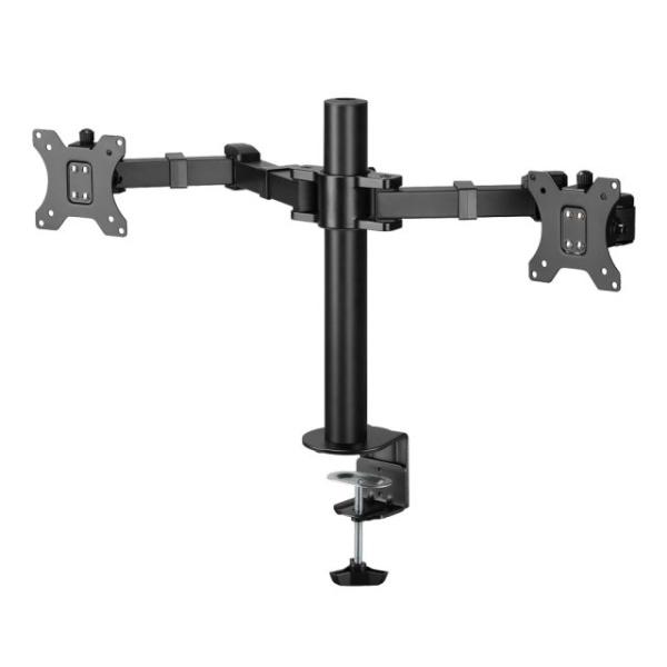 클램프.홀타입 듀얼 암, NX-LDT33-CO24 [NX1195]