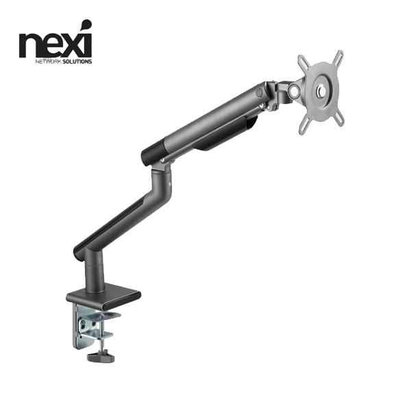 클램프.홀타입 싱글 암, NX-LDT49-C012 [NX1196]