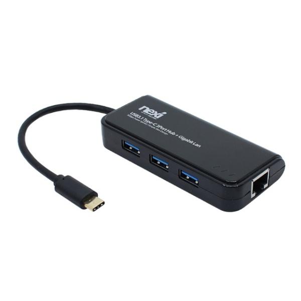 넥시 NX-U313PL (USB허브/4포트/멀티포트/무전원) [NX829]