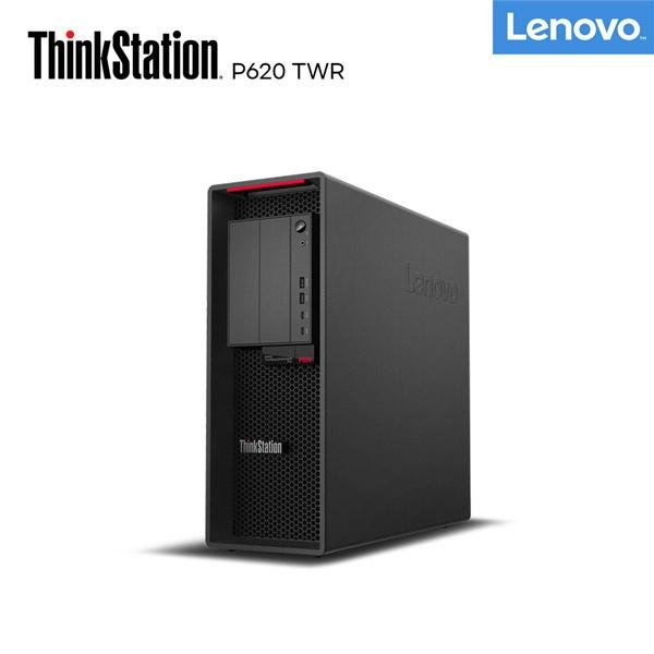 ThinkStation P620 TWR-30E0S03P00 W3945WX [16GB/256G NVMe/1TB/No VGA/WIN10Pro]