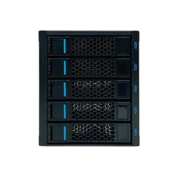V1-H500 5bay Hot-swap