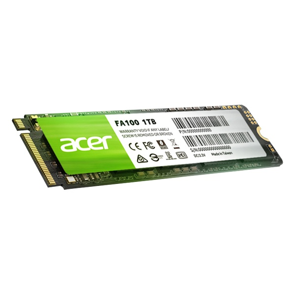 FA100 M.2 NVMe 2280 256GB TLC