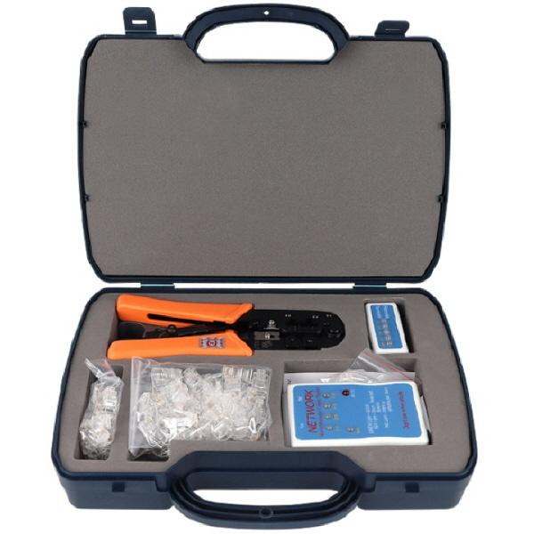 NETmate HT-2568G2 네트워크 공구 세트