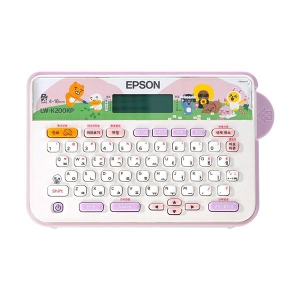 카카오프렌즈 LW-K200KP10 라벨프린터 패키지