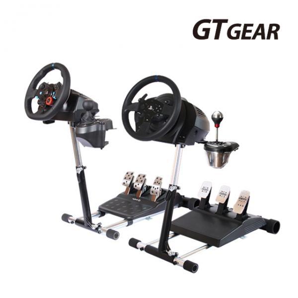 휠 스탠드 프로 레이싱휠 거치대 (트러스트마스터/로지텍)