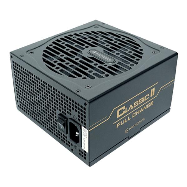 Classic II 풀체인지 600W 80PLUS 230V EU 벌크 (ATX/600W)