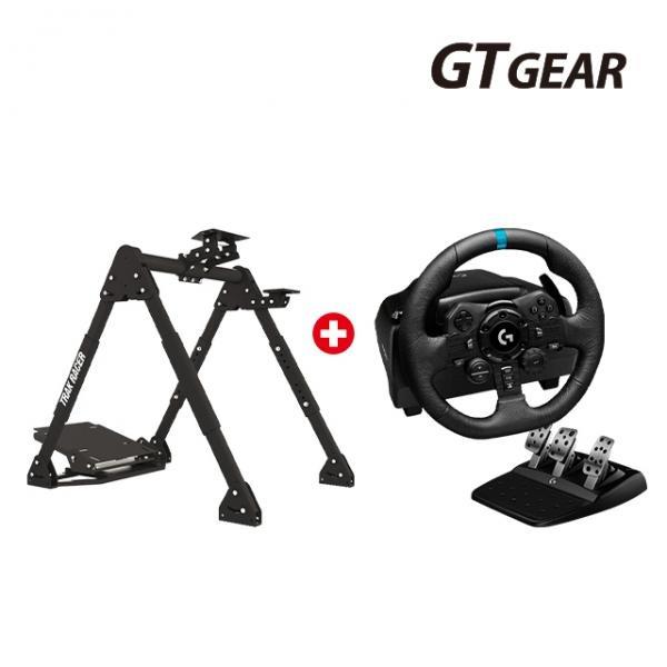 G923 레이싱휠, [트랙레이서] FS3 패키지