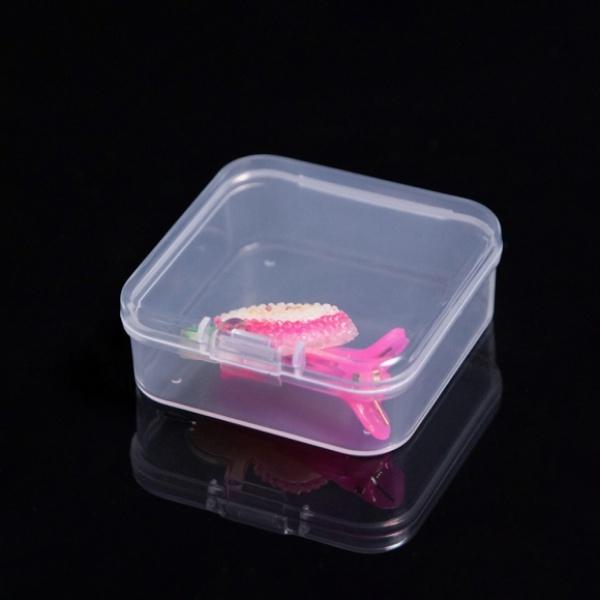 투명 플라스틱 미니 수납케이스(5.5x5.5cm) [GTS39431]