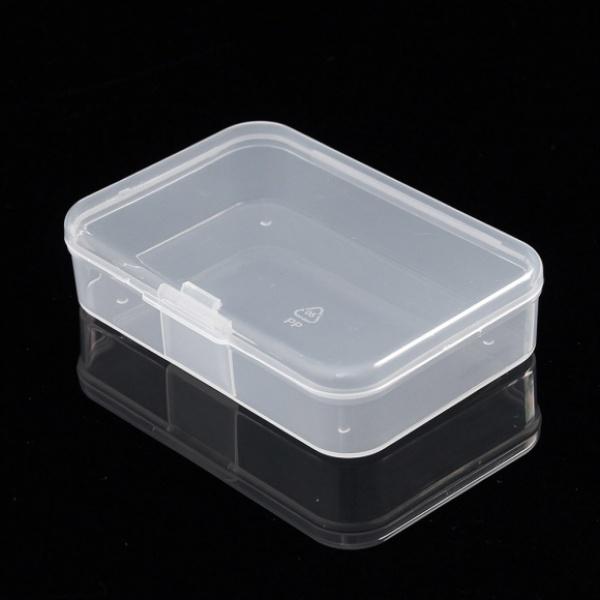 투명 플라스틱 미니 수납케이스(9x6cm) [GTS39427]