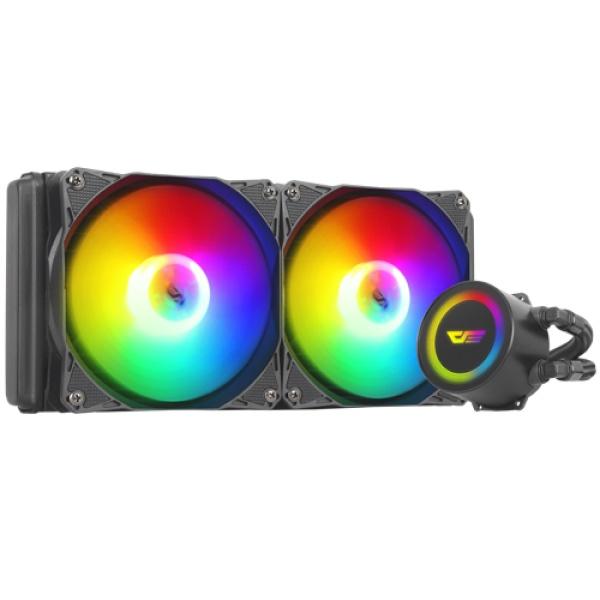 AURA DA-240 RGB (블랙) [CPU쿨러]