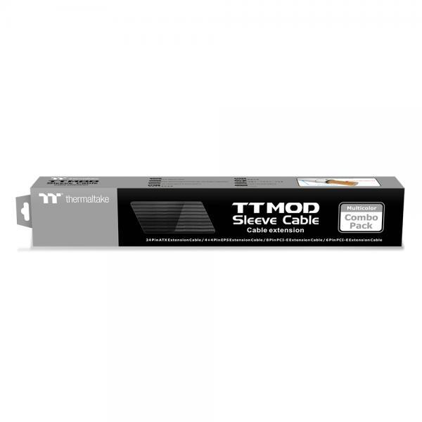 TtMod 슬리브 케이블 (블랙)