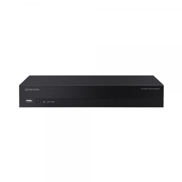 8채널 NVR QRN-820S [최대 4K 해상도 지원] [3TB 하드포함/PoE 지원]