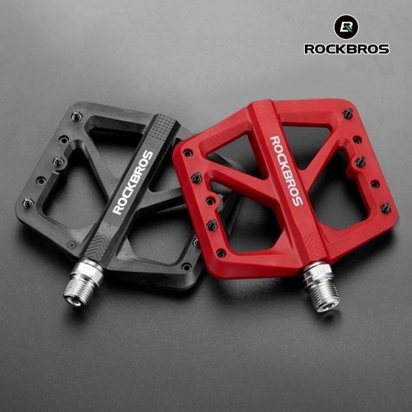 자전거페달 미끄럼방지 플랫페달 경량 평페달 M906