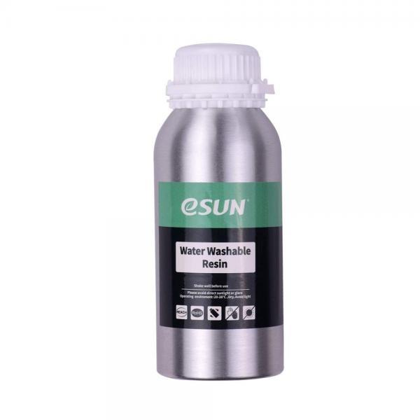 eSUN 이썬 레진 3D프린터 물세척 레진 Water Washable Resin 500g