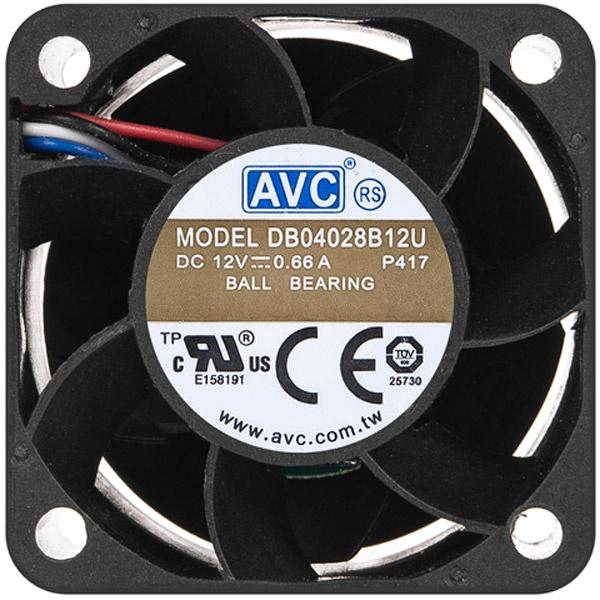AVC-DB04028B12U-4P [시스템쿨러/40mm]