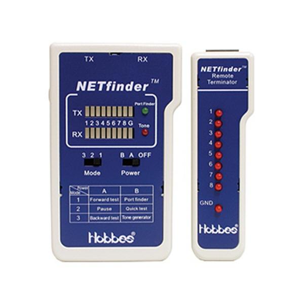 Hobbes 전문가용 LAN 테스터기(NETfinder Pro) [256555]