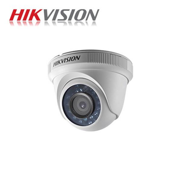 아날로그 카메라, DS-2CE56D0T-IR TVI 실내형 돔 카메라 [200만 화소/고정렌즈 2.8mm]