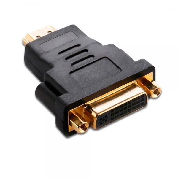 DVI-I 듀얼(F) to HDMI(M) 변환젠더 [T-DVI29F-HDMI-AM]