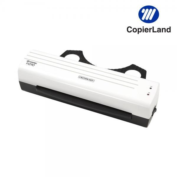 코팅기 ProLami H290 [A4/2롤러][코팅지 100매 증정품] 화이트