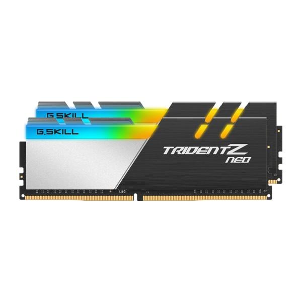 지스킬 DDR4 32G PC4-28800 CL14 TRIDENT Z Neo NA RGB (16Gx2)