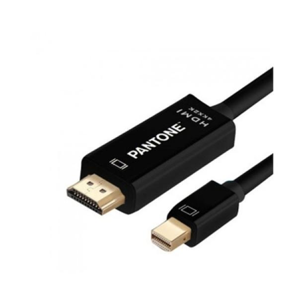 PANTONE Mini DP to HDMI 케이블 3M