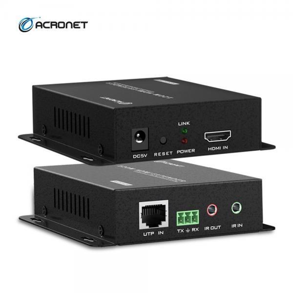 ACRONET HDMI Extender(송수신기) 4K60Hz [VDK-ED06]