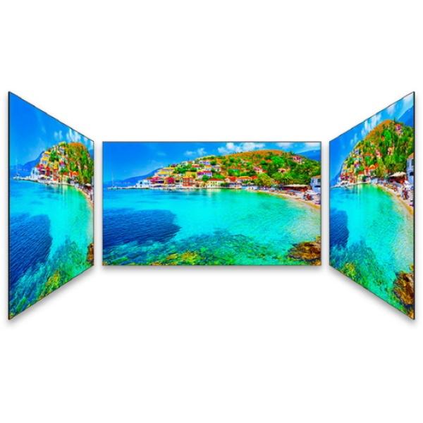 엡손 액자스크린 4K 초단초점용 LS300W, LS500W 100형