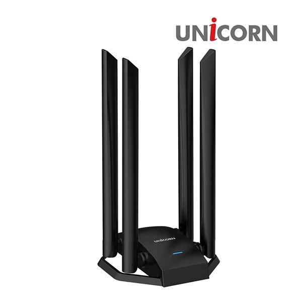유니콘 DW-1500A [무선랜카드/USB/1300Mbps]