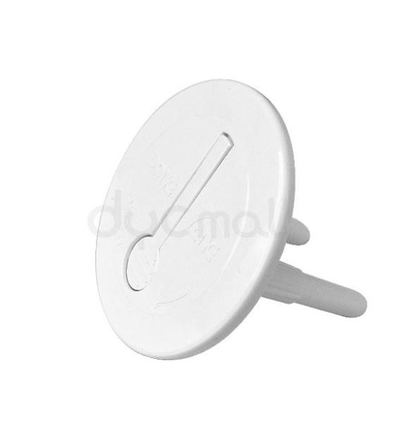 접지 콘센트용 안전커버 6개입 [DY-SP]