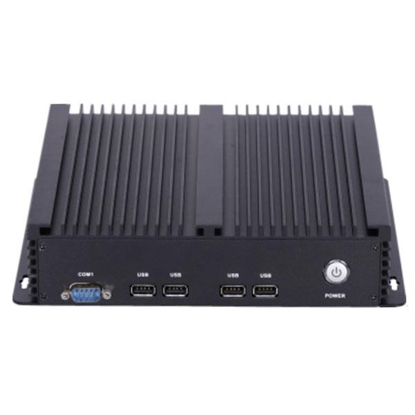 산업용컴퓨터 IPC6000 i7-10510U (4GB) (4GB, mSATA 64GB, Win10 Pro)