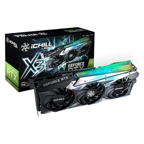 iChiLL GeForce RTX 3070 D6 8GB X3 LHR