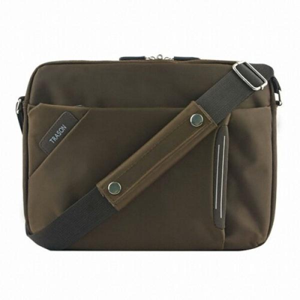 노트북 메신저백, TRASON TS-6717 [13.4~14형/다크브라운]