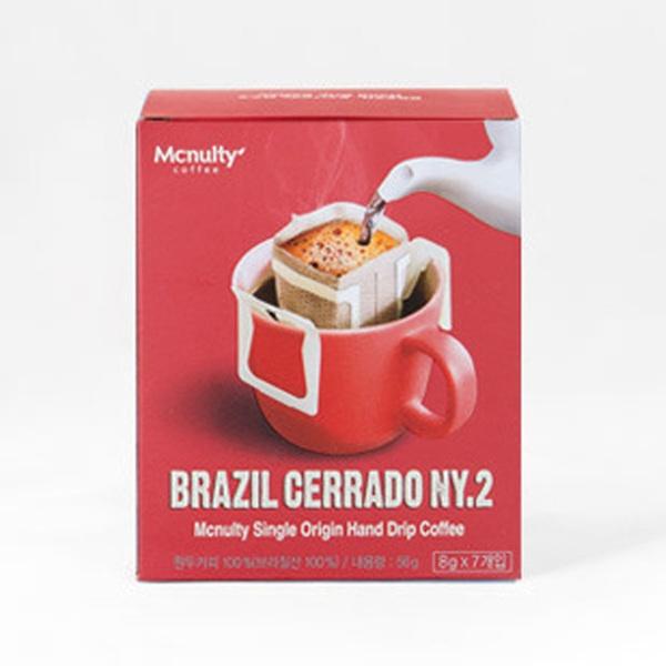 핸드 드립커피(8gX7T 브라질 세라도 NY2)
