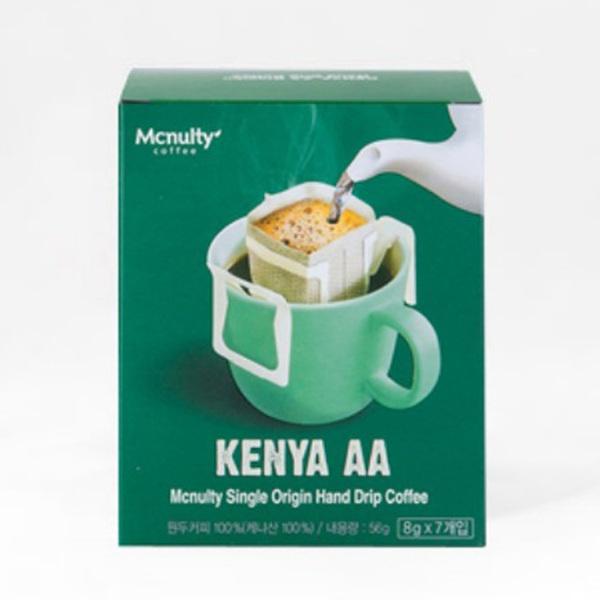 핸드 드립커피(8gX7T 케냐AA 키암부)