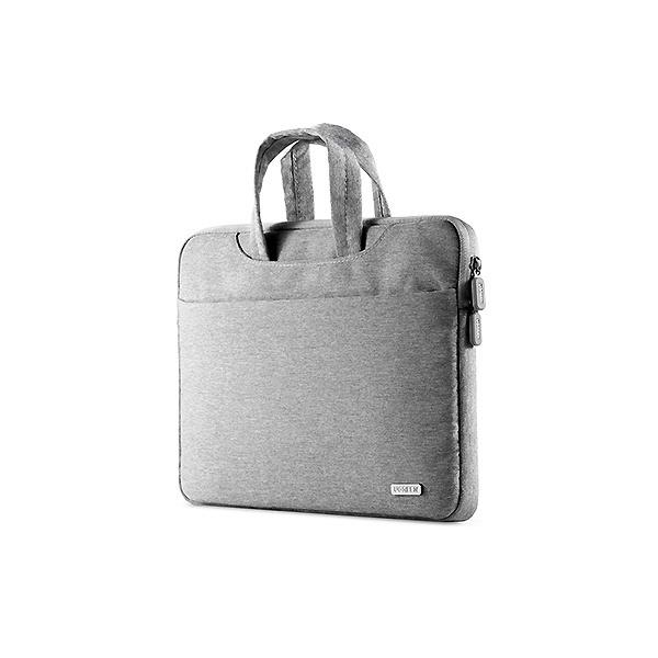 노트북 서류가방, U-20448 [13.9형/그레이]