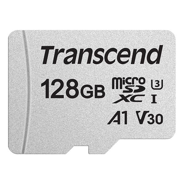 MicroSDXC I, UHS-I U3, V30, A1, 300S MicroSDXC 128GB
