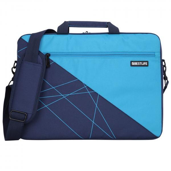 노트북 서류가방, BBC-3002 [15.6형/블루]