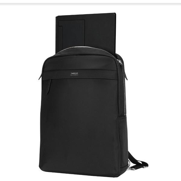 노트북 백팩, Newport Ultra Slim 백팩 TBB598 [15형] [블랙]
