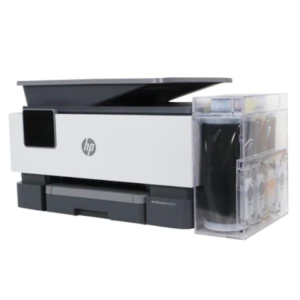HP Officejet Pro 9010 복합기(병행수입)+아이팩 무칩 무한공급기 [600ml]