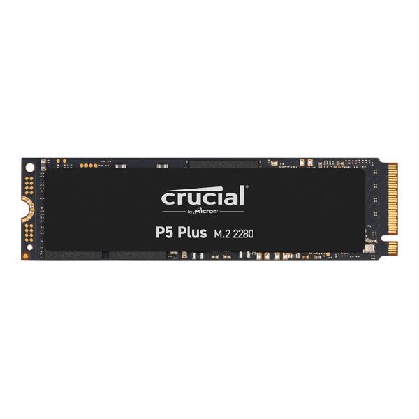 Crucial P5 PLUS M.2 NVMe 500GB TLC