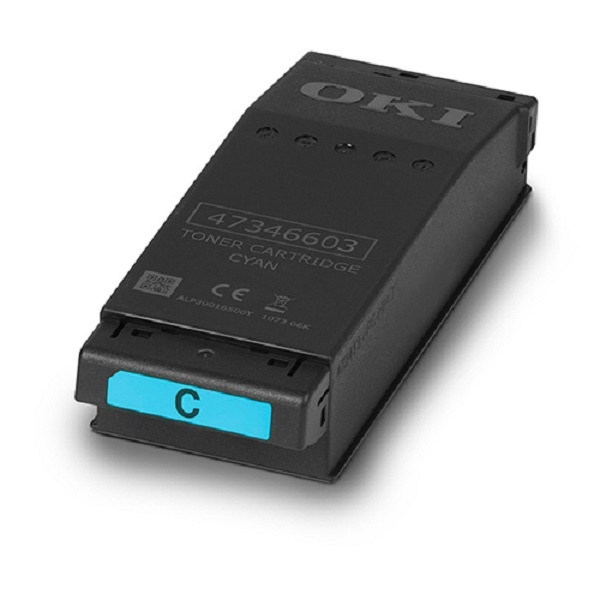 정품토너 YA8001-1088G019 파랑 (C650DNL/6K)
