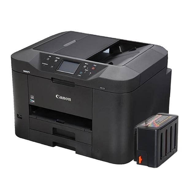 캐논 MB5460 팩스복합기(병행수입) 2단급지 + 400ml무한공급기