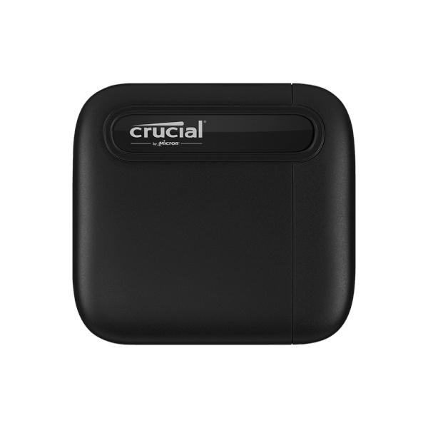 외장SSD, Crucial X6 Portable SSD [500GB]