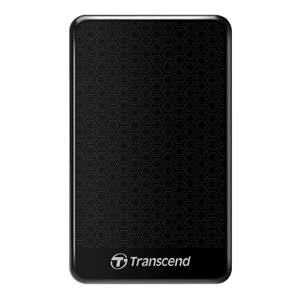 외장HDD, StoreJet 25A3 [USB 3.1] 2TB [2TB/블랙]