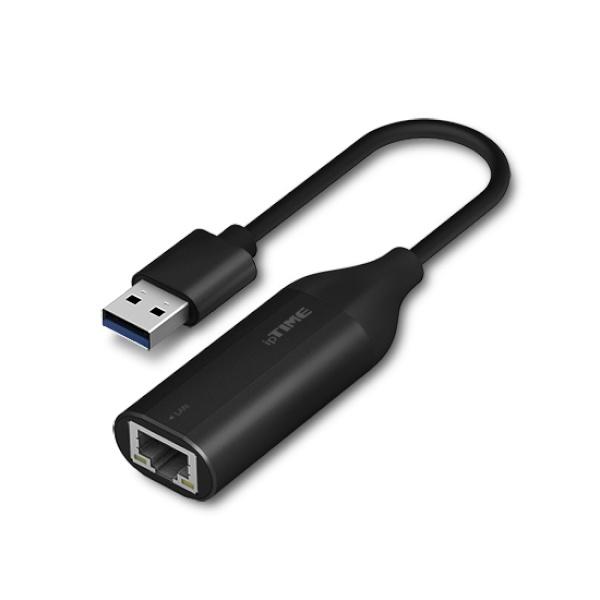 ipTIME U1000 PLUS [유선랜카드/USB/1000Mbps]